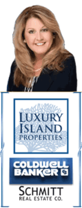 Picture of Sally Stribling with Coldwell Banker Schmitt Company logo